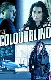 Colourblind poster