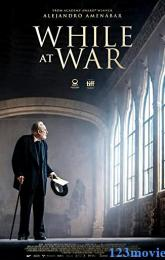 While at War poster
