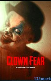 Clown Fear poster